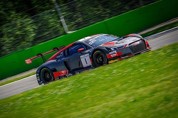 Blancpain Endurance Yarış raporu WRT Audi, Monza'da Blancpain Endurance'ın ilk yarışını kazandı