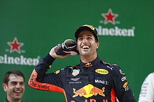 Формула 1 Новость Росберг посоветовал Риккардо переходить в Ferrari