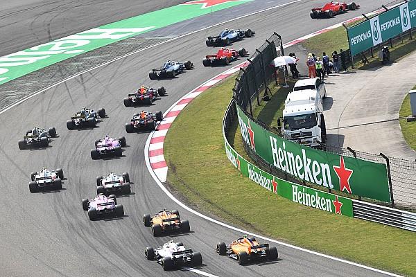 Formule 1 Actualités Nouvelle offensive de la FIA contre les échappements soufflés