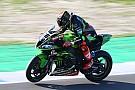 Superbikes WSBK Assen: Kawasaki-coureur Sykes topt opwarmsessie