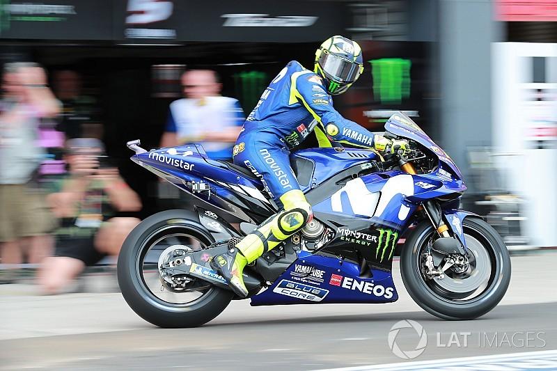 """Rossi : """"À chaque fois que j'attaquais, je perdais l'avant"""""""