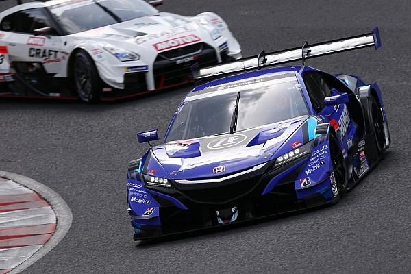 Super GT Отчет о гонке Баттон финишировал вторым в дебютной гонке в Super GT