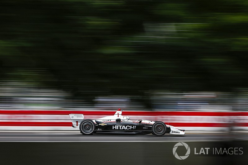 Toronto IndyCar: Newgarden snatches last-gasp pole
