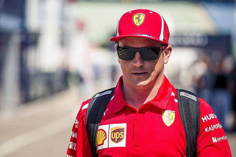 """Räikkönen: """"Nem tudom, hogyan dönt a Ferrari…"""""""