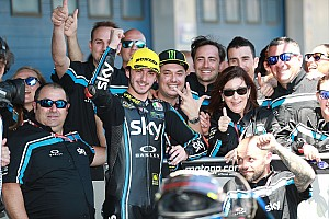 Moto2 Le Mans: Bagnaia rahat kazandı