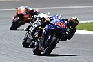 Vinales pushed