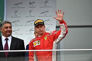 Räikkönen quiere mantenerse en la F1 y Vettel lo quiere como compañero