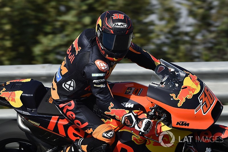 Konsistensi titik kekuatan prototipe KTM 2019