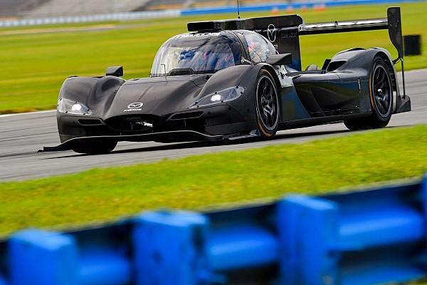 Rast, Mazda ile IMSA'da yarışmaya hazırlanıyor