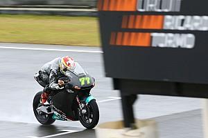 Tes Valencia: Hujan ganggu pembalap Moto2-Moto3