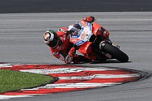 MotoGP Noticias de última hora Jorge Lorenzo es el mismo de hace un año