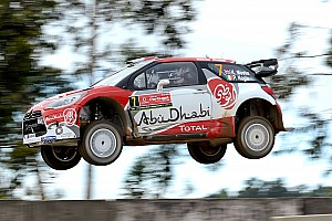 WRC Portugal: Meeke rebut pimpinan reli dari Ogier