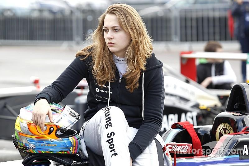 Formel 3 Sophia Flörsch