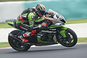 World Superbike Qualifying report Misano WSBK: Sykes beats Rea to top qualifying