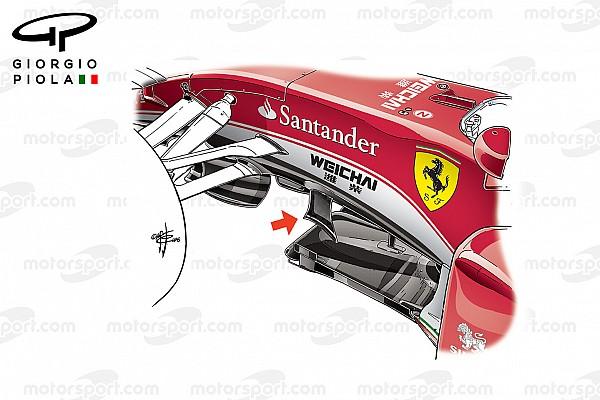 İngiltere GP Teknik Özet: Ferrari'nin çabaları sonuç vermedi