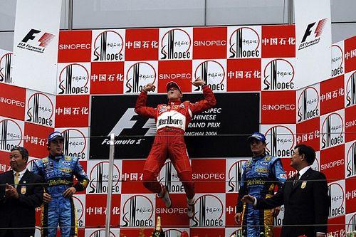 Ezen a napon történt: Michael Schumacher utolsó győzelme