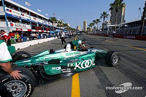 Supercars and IndyCar working towards joint Gold Coast event