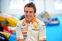 Алонсо нацелился вернуться на подиум с Renault
