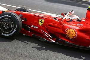10 лучших гонок Кими Райкконена за Ferrari