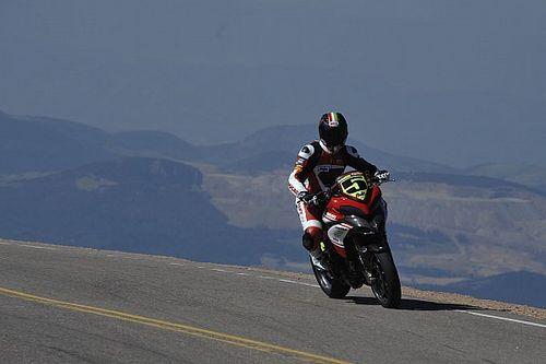Pikes Peak prohíbe a motocicletas tomar parte en el hillclimb 2020