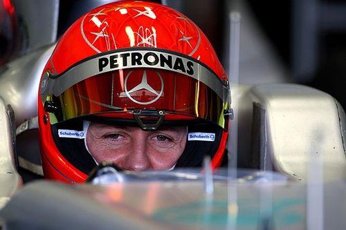 A 10 años del anuncio del regreso de Schumacher a F1
