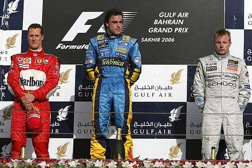 5 главных побед Алонсо в Renault: неистовая дуэль с Шуми и побег от Кими