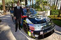 2012 NASCAR Truck Series champion James Buescher to make return