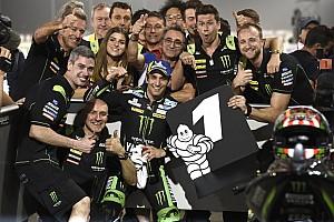 MotoGP Réactions Zarco a su se remettre de sa chute et d'une mauvaise journée