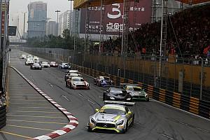 Frijns en broers Vanthoor in FIA GT World Cup Macau