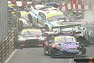 Video Macao: ecco la clamorosa carambola al via della Qualifying Race!