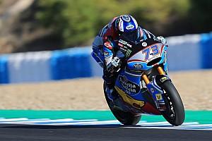 Moto2 Reporte de pruebas Márquez y Martín lideran los test de Moto2 y Moto3 en Cheste