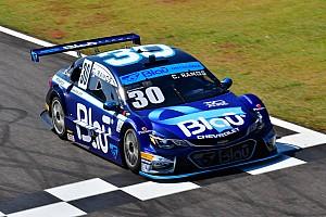 Stock Car Brasil Relato do treino livre Cesar Ramos surpreende e é o mais rápido do dia em Goiânia