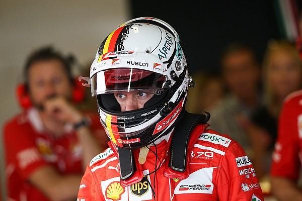 Vettel: Ferrari'nin şampiyonluk için atacağı son adım