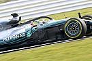 Mercedes explique les changements pneumatiques pour 2018