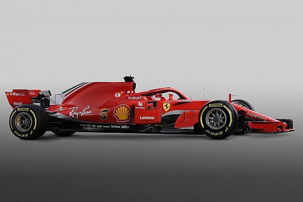 Videón az új Ferrari, az SF71H
