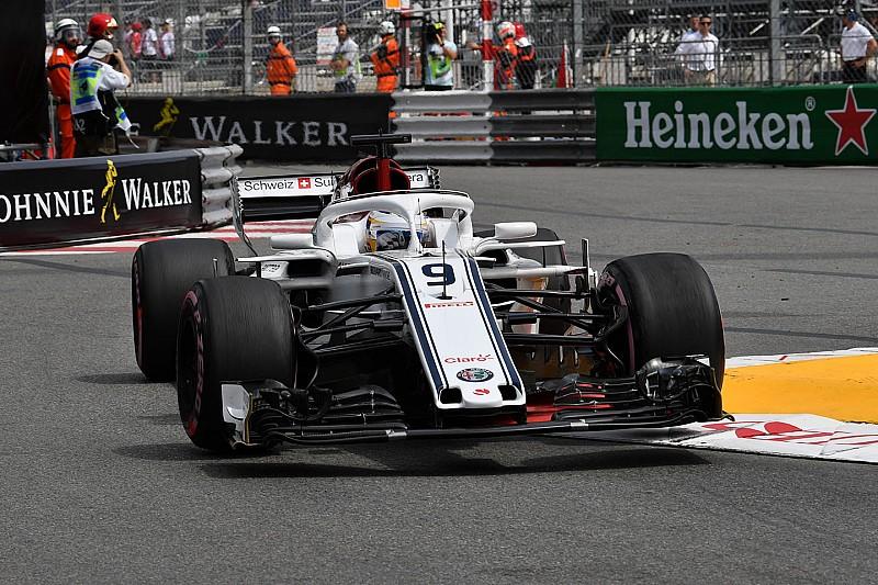 Sauber зробила найшвидший піт-стоп в Монако