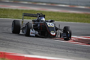 F3 Europe Testing report F4 champion Vips tops first Misano F3 test day