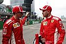 Formula 1 Ferrari lebih utamakan Vettel ketimbang Raikkonen - Symonds