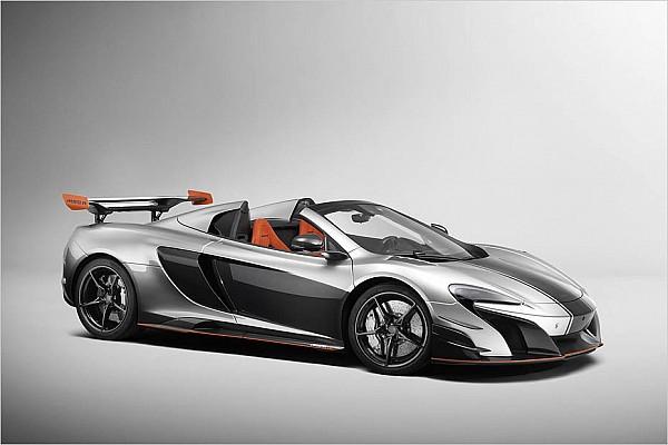 Automotive News McLaren baut zwei MSO-R-Spezialanfertigungen auf 650S-Basis
