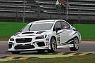 TCR Italia Omologata la Subaru TCR della Top Run, si valutano TCR Italy e Europe
