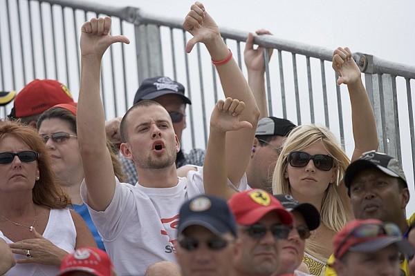 Как это было: «шинный скандал» на Гран При США-2005
