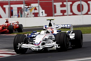 Quand Kubica abordait l'été en leader du championnat
