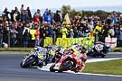 MotoGP-Thriller auf Phillip Island: Marc Marquez siegt vor Valentino Rossi