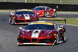 Nielsen vence a Leimer en la primera carrera de la Ferrari Challenge Europe
