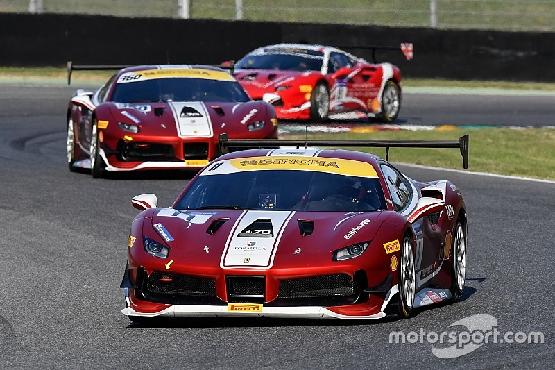 Ferrari World Finals: Nielsen beats Leimer in Europe opener