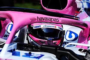 Formel 1 News Jetzt auch Force India: Nächster Flip-Flop-Sponsor steigt ein