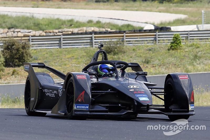 Felipe Massa ha già coperto 800 km con la Venturi!
