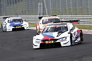 DTM Race report Hungaroring DTM: Wittmann wins after pitlane drama