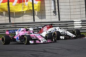 Formule 1 Réactions Des regrets mais pas de points pour Ocon