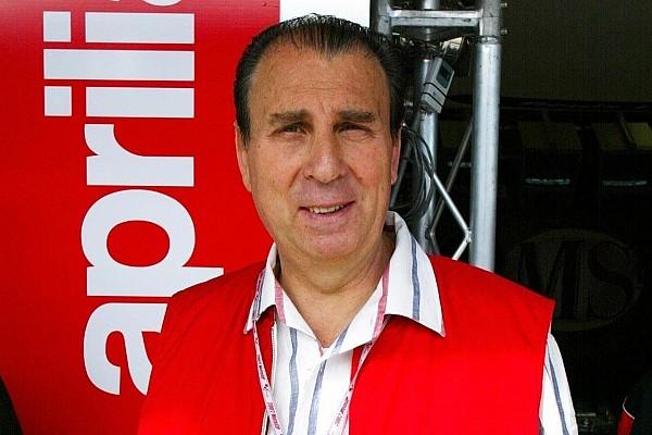 MotoGP Hommage Ivano Beggio, président emblématique d'Aprilia, est décédé